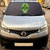 NV200 Screen Wrap - Sugar Skull