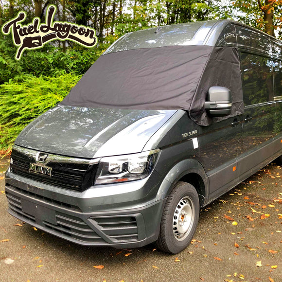 NEW VW Crafter 2017+ - Plain Deluxe