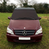 Mercedes Vito W639 Screen Cover - Plain