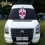 VW Crafter / Mercedes Benz Sprinter Eyes - Sugar Skull