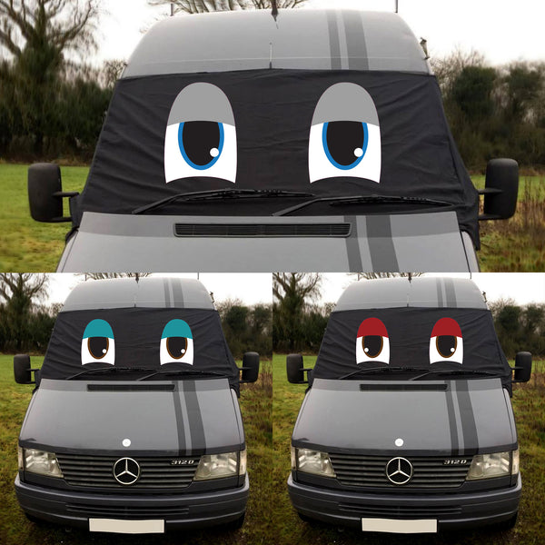 Mercedes Benz Sprinter (1st gen) Screen Cover - Standard Eyes