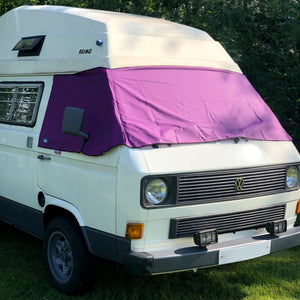 T25 Screen Wrap - Plain Deluxe Purple