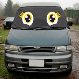 Mazda Bongo Screen Wrap - Trixie Eyes
