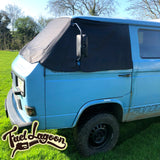 T25 Screen Wrap - Plain Deluxe for Truck Mirrors