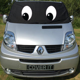 Trafic, Primastar, Vivaro Screen Wrap - Felix Eyes