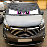 Trafic, Talento, Vivaro, NV300 Screen Wrap - Arthur Eyes
