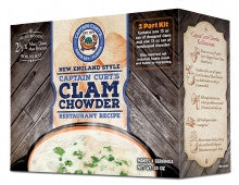 Captain Curt's Clam Chowder