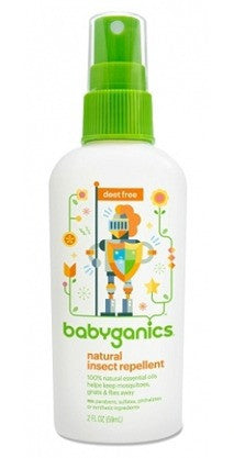 Babyganics Natural Insect Repellent