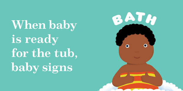 Baby's First Signs Book