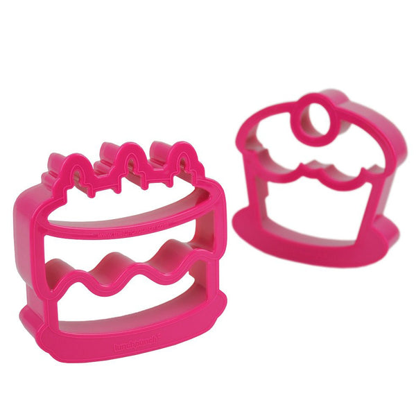 Lunch Punch Food Cutters 2 pack