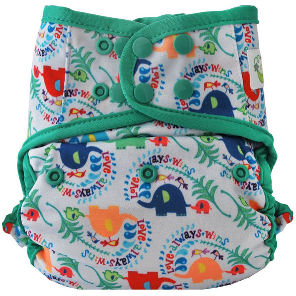 Sweet Pea One Size Diaper Covers