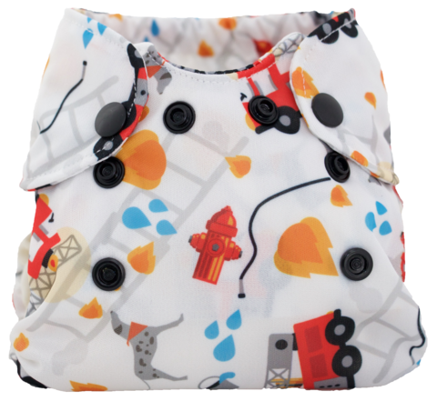 Smart Bottoms Born Smart Newborn All In One