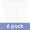 Bumgenius Stay Dry Fleece Liners 6-Pack