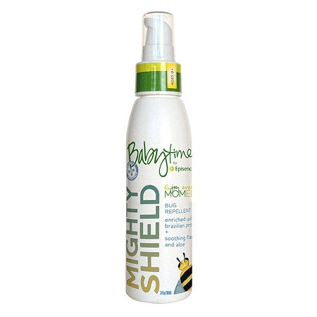 Babytime! Episencial Mighty Shield Lotion Bug Repellant