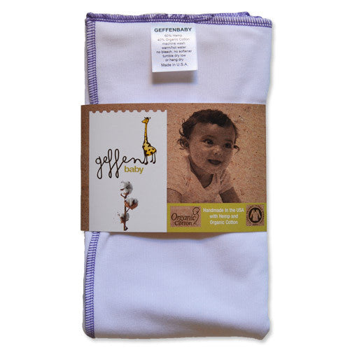 Geffen Baby Jersey Prefolds-Sold Individually