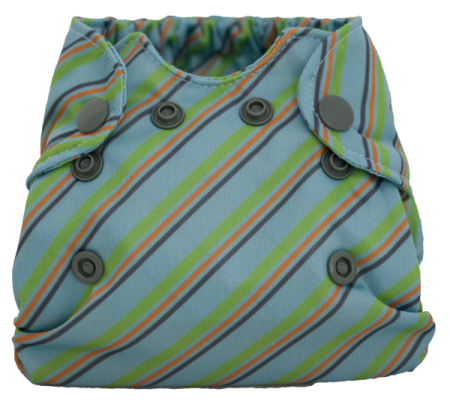SmartBottoms Born Smart Newborn All In One