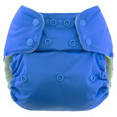 ONE SIZE Blueberry Deluxe Pocket Solid