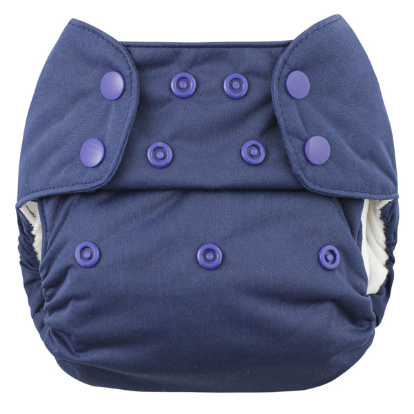 Blueberry One Size Stay Dry Organic Simplex