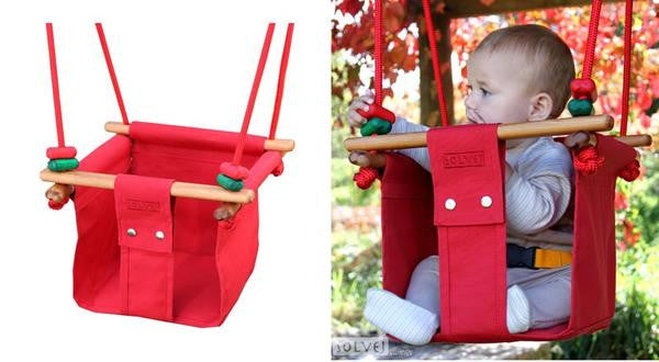 Solvej Baby and Toddler Swing