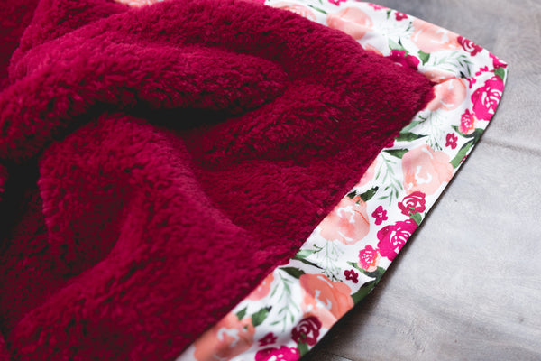 Saranoni Lush with Satin Border Blankets