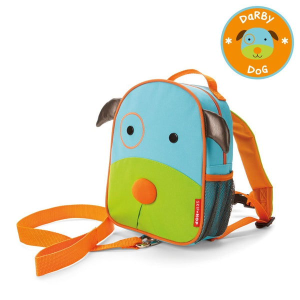 Skip Hop Mini Backpack with Detachable Safety Harness
