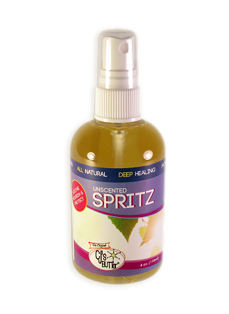 Cjs Butter Spritz 4 ounce spray