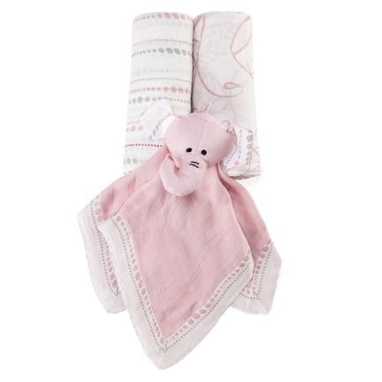 Aden and Anais Bamboo Lullaby Gift Set