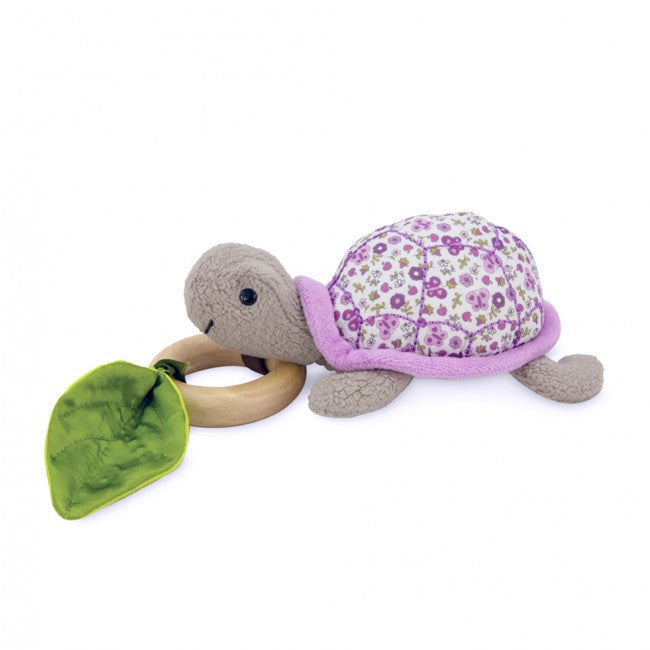 Turtle Crawling Teething Toy by Apple Park