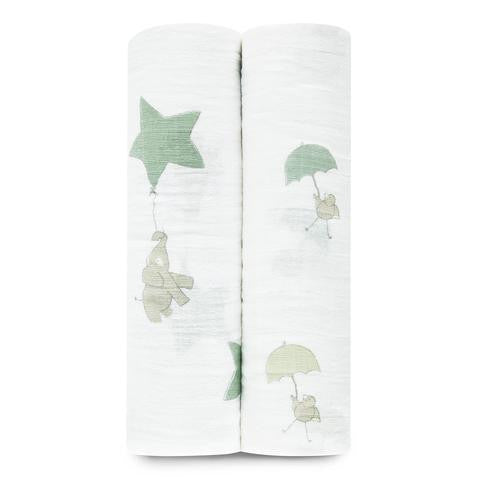 Aden and Anais Classic Muslin Swaddle Blanket