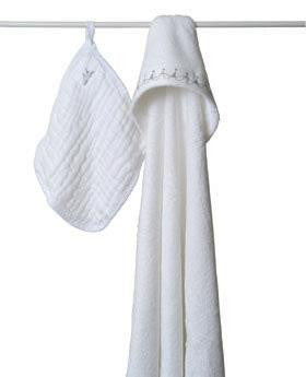 Aden and Anais Towel and Washcloth Sets