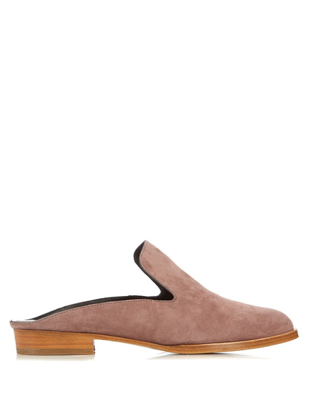 Robert Clergerie Alice suede slip-on loafers - Mrs Finch, Latest fashion, how to wear styles, celebrity fashion