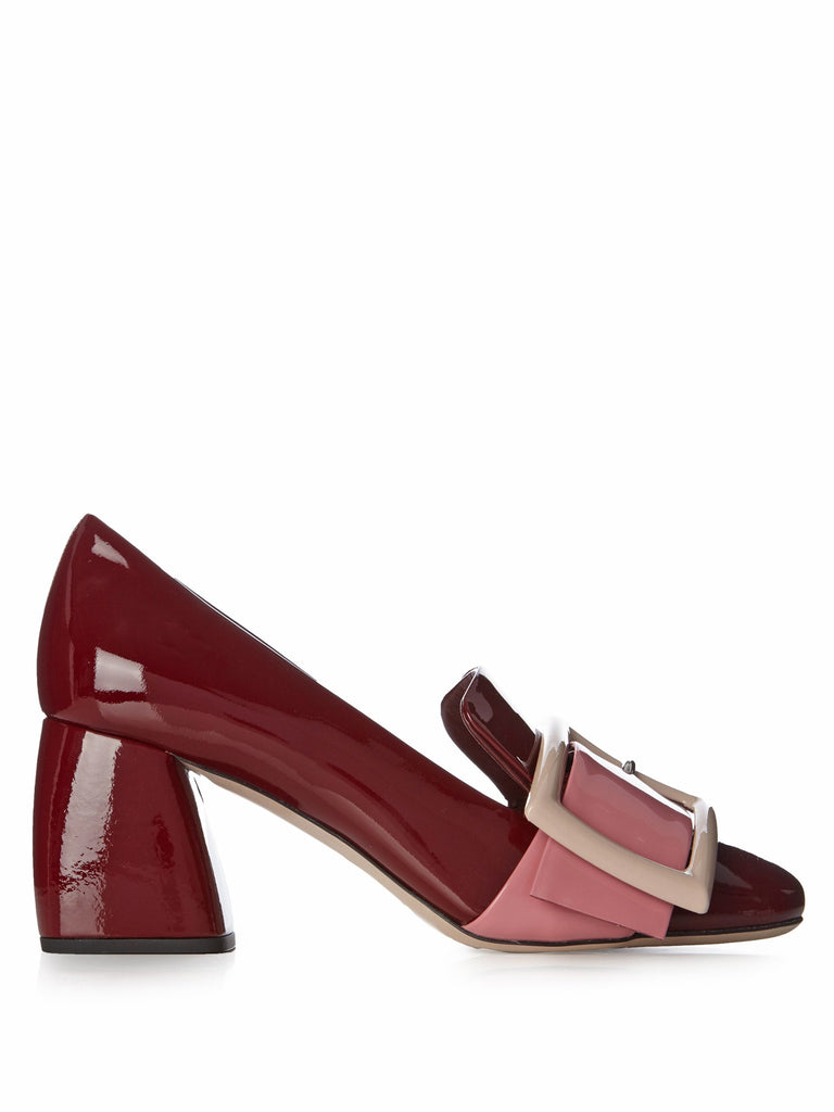 Miu Miu block heel shoe - Mrs Finch, Latest fashion, how to wear styles, celebrity fashion
