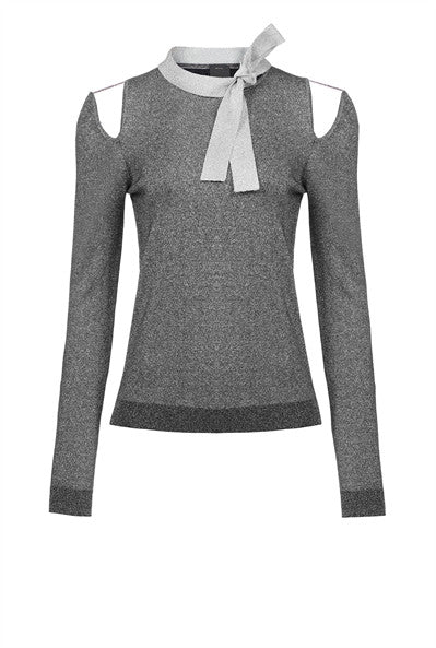 Long sleeved knit shirt - Mrs Finch, Latest fashion, how to wear styles, celebrity fashion