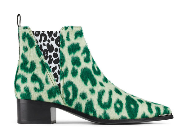 Jensen leopard Chelsea boot - Mrs Finch, Latest fashion, how to wear styles, celebrity fashion