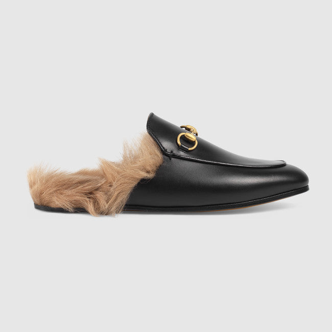 Princetown Leather Slipper - Mrs Finch, Latest fashion, how to wear styles, celebrity fashion