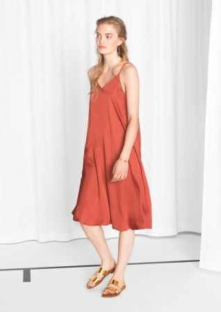 V neck slip dress - Mrs Finch, Latest fashion, how to wear styles, celebrity fashion