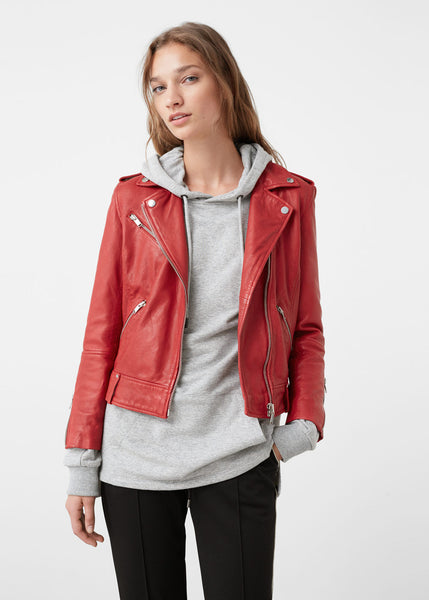 Leather Biker jacket - Mrs Finch, Latest fashion, how to wear styles, celebrity fashion