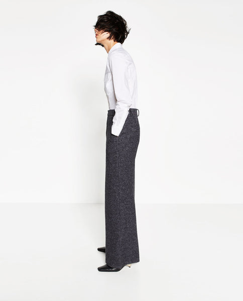 Palazzo trousers - Mrs Finch, Latest fashion, how to wear styles, celebrity fashion