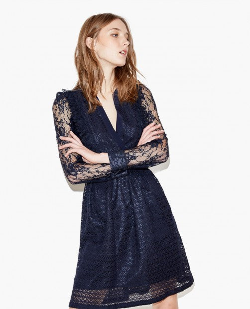 The Kooples Lace dress - Mrs Finch, Latest fashion, how to wear styles, celebrity fashion