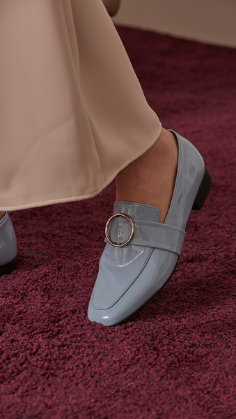 Raya patent loafer - Mrs Finch, Latest fashion, how to wear styles, celebrity fashion