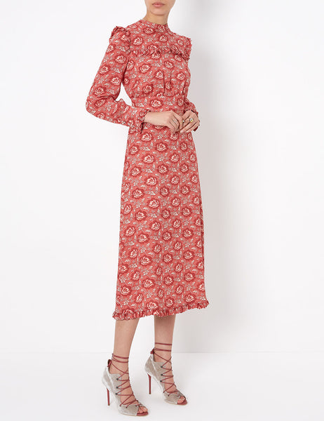 Vilishenko Floral Miranda Dress
