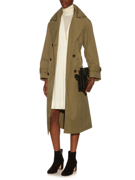 Isabel Marant Etoile Trench Coat - Mrs Finch, Latest fashion, how to wear styles, celebrity fashion