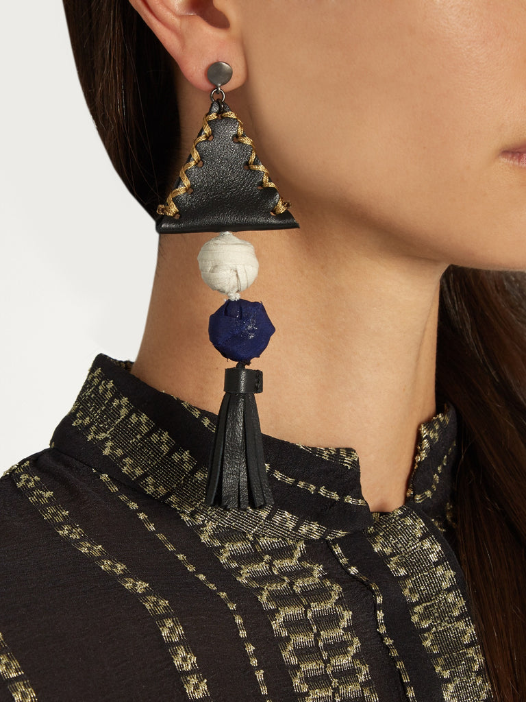 Zeus & Dione Earring - Mrs Finch, Latest fashion, how to wear styles, celebrity fashion