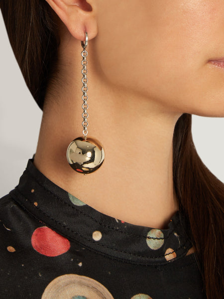 Isabel Marant Earring - Mrs Finch, Latest fashion, how to wear styles, celebrity fashion