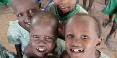Buy1Give1 Feed a Child in Ethiopia with Luxe Botanics