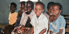 Buy1Give1 Educate a Child in Kenya with Luxe Botanics