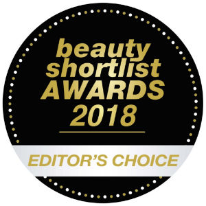 Beauty Shortlist Awards 2018 Editor's Choice
