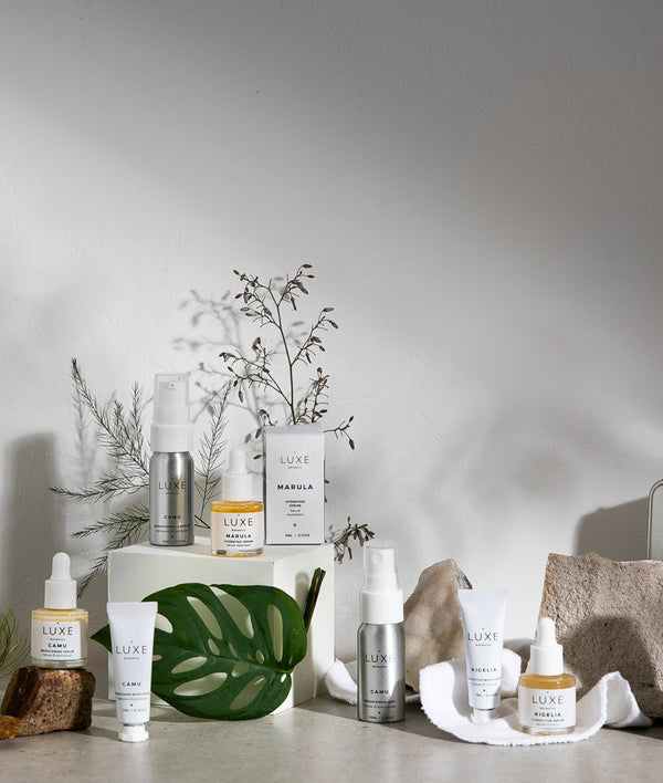 SELF DISCOVERY PERSONALISED KIT - LUXE Botanics