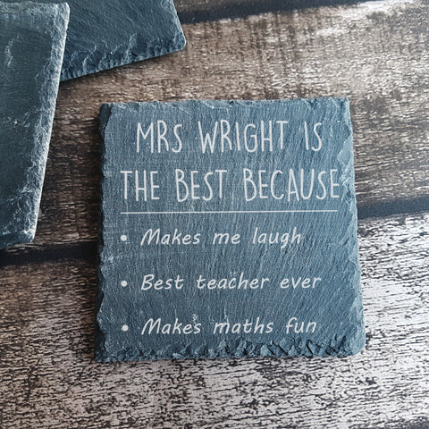 Coaster - Best Teacher