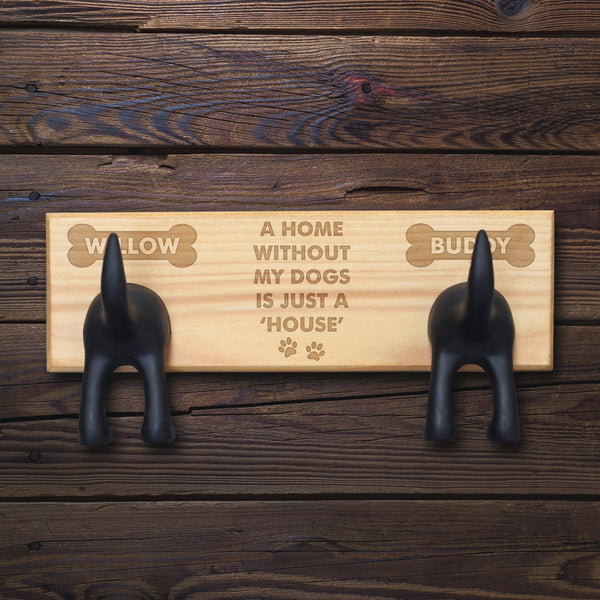 Dog Plaque for Leads (2 dogs)